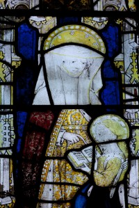 St Anne teaching the Virgin to read, All Souls College