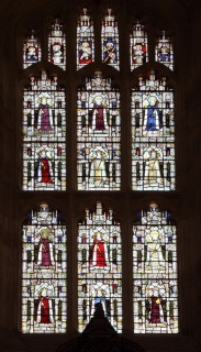 The 'Royal' Window, All Souls College