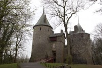 Fig. 3. Castell Coch © Cadw, reproduced with permission