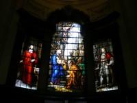 Fig. 2. The 'East' Window of Turner's Hospital, Kirkleatham