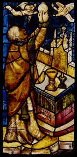 Fig. 7. Elevation of the host. Rothenburg, St Jakob, sII, 4b. (Rafael Toussaint)