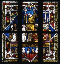 Fig. 6. Elevation of the host. Niederhaslach, St Florentius, nIV, 2-3 a,b,c