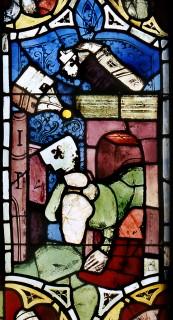 Fig. 11. Earthquake. Nuremberg, St Martha, choir, nIII 4a. (Rüdiger Tonojan, CVMA Freiburg)