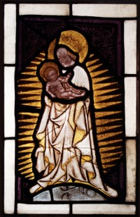 Fig. 1. The Virgin clothed in sun, Diocesan Museum, Tarnów