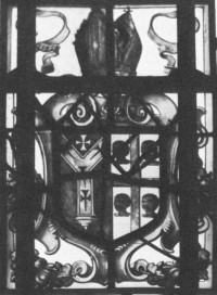 Fig. 6. Arms of Archbishop Juxon at Gloucester.