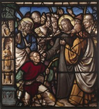Fig. 3. The Arrest of Christ from the Cloisters of Mariawald Abbey, (Everhard Rensig / Gerhard Remisch?), c. 1522-26