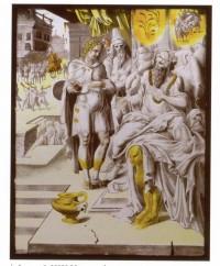 Fig. 1. Joseph interpreting Pharoah's Dream, STAM (Ghent City Museum) photo © KIK X005921