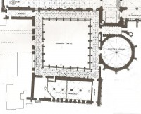 Fig. 1: Plan of the cloisters.