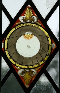 Fig. 6. Groombridge dial B. (photo © Andrew Rudebeck)