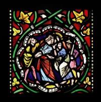 Fig. 1. The Kiss of Judas.