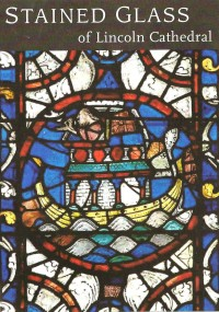 Fig. 1. Stained Glass at Lincoln Cathedral.