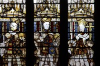 Fig. 2. Coventry, St Mary's Guildhall: Henry V.