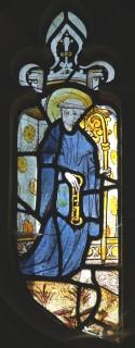 Fig. 8. North Tuddenham, church of St Mary: St Leonard, c.1420–30. (c) M. Dixon