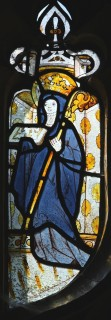 Fig. 9. North Tuddenham, church of St Mary: St Etheldreda, c.1420–30. (c) M. Dixon