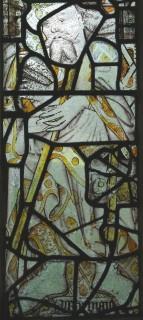 Fig. 28. North Tuddenham, church of St Mary: St James the Greater, c.1420–30. (c) M. Dixon