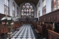 Fig. 2. Interior of Wadham College Chapel.