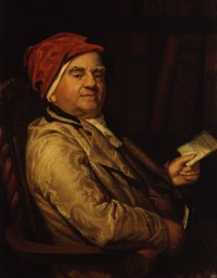 Fig. 3. Dr Samuel Parr, portrait by George Dawe, oil on canvas, c.1813, National Portrait Gallery, London.