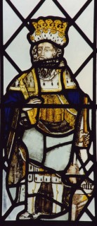 Fig. 7. King David, Marsham Church.