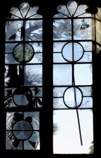 Fig. 3. St Mary's Church, Ickworth, Suffolk: window sII.