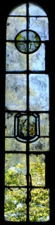 Fig. 6. St Mary's Church, Ickworth, Suffolk: window nII.