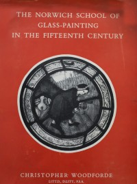 Fig. 3. Cover of The Norwich School of Glass-Painting in the Fifteenth Century.