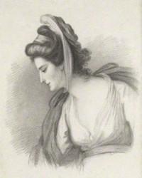 Elizabeth Ann Sheridan, Henry Meyer, 1816, National Portrait Gallery