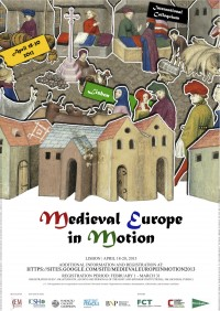 Fig. 1. Medieval Europe in Motion