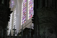 Fig.1. Chartres interior