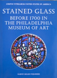 Fig. 1. 'Stained Glass before 1700 in the Philadelphia Museum of Art'.