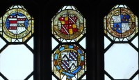 Fig. 2. Armorial glass at The Vyne (Berkshire), reproduced courtesy of the National Trust.