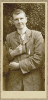 Fig. 1. John Dolbel Le Couteur as a young man. Reproduced by permission of the Warden and Fellows of Winchester College.