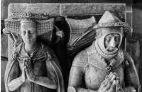 Fig. 1. Medieval memorials.