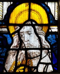 Fig. 9. Shiplake, wI, detail: St John the Baptist.