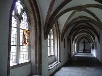 Steinfeld cloister, western corridor (Katie Harrison)