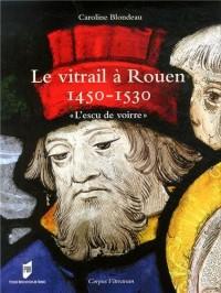 Fig. 1. Cover of 'Le vitrail à Rouen, 1450-1530'.