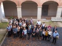 Fig. 1. Speakers and delegates at La Mercè Cultural Centre, Girona. Photograph © Enric Teruel López