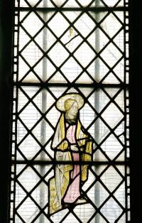 Fig. 3b. Sefton, St Helen: the Visitation, 1540s