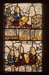 Fig. 9. Middleton, St Leonard: donors, c.1500–10.