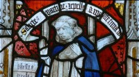 Fig. 12. York, St Martin-le-Grand, Coney Street: Robert Semer, 1437.