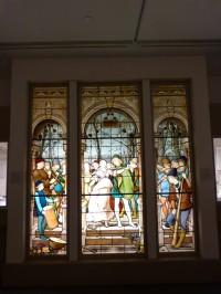 Fig. 7. 'La danse des fiançailles' ('Engagement Dance'), The Metropolitan Museum of Art, New York (United States of America): general view, August 2013. Amélie Duntze-Ouvry