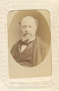 Fig. 1. Eugène Oudinot, nineteenth-century photograph. From a private archive.