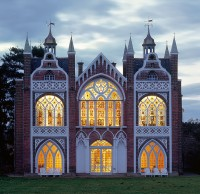 Fig. 1. The Gothic House, Wörlitz, Germany.