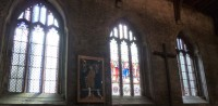 Fig. 12. Ludlow, St Laurence: windows situated in the southern nave aisle. © Author
