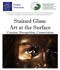 Fig. 3. Forum 'Stained Glass: Art at the Surface'.