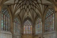Fig. 1. Wells Cathedral.