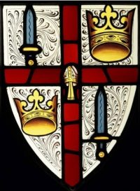 Fig. 2. The completed armorial panel