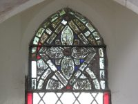 Fig. 5. Partial window from Stodmarsh Church, Kent