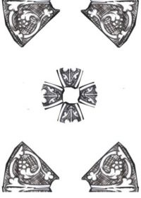 Fig. 9. Leonie's new designs to complete the window