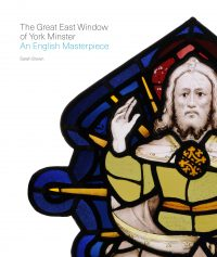 Fig.8. Cover of forthcoming book on the Great East Window (Third Millennium, 2018).