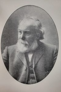 Fig. 9. Portrait of Thomas William Camm (image by Nuria Gil, courtesy of Sandwell Community History and Archive Service. No reproduction permitted without permission).